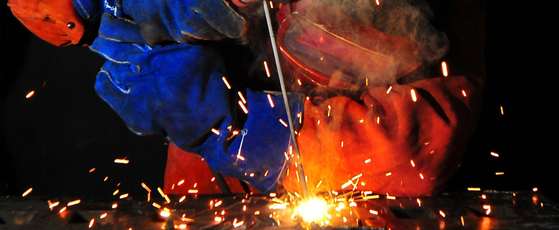 <h2>EFFICIENT WELDING</h2></br>WITH BETTER PENETRATION AND WELD INTEGRITY